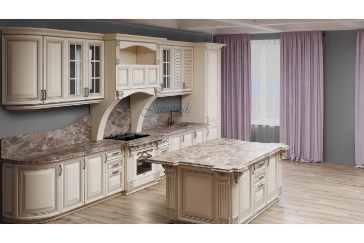 Модель кухни №1